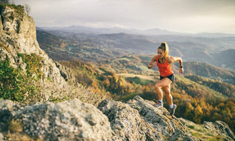 Beneficios de cambiar el running por el trail running