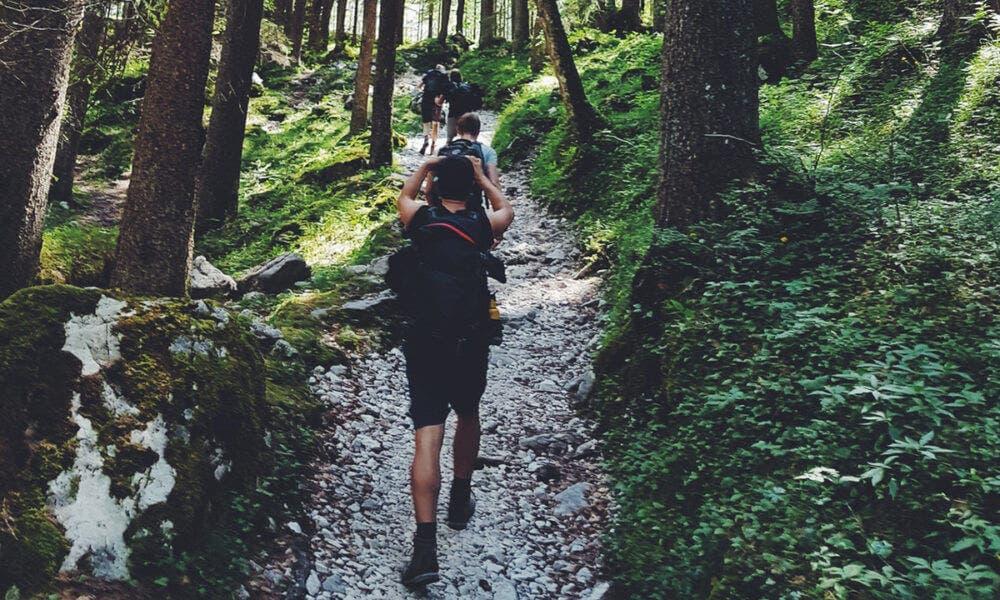 Mejoras en la postura corporal por correr en montañas