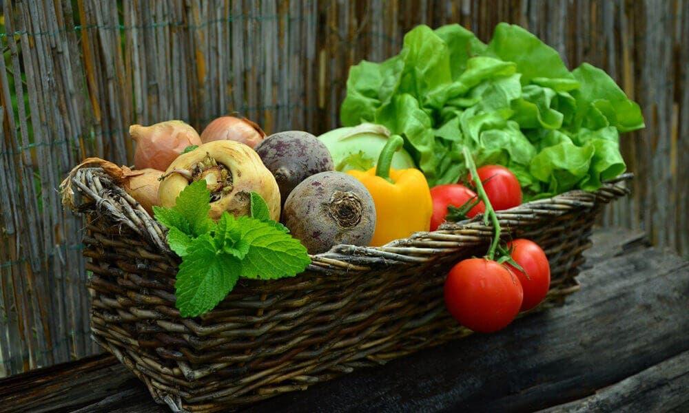 Beneficios de consumir alimentos sin cocinar