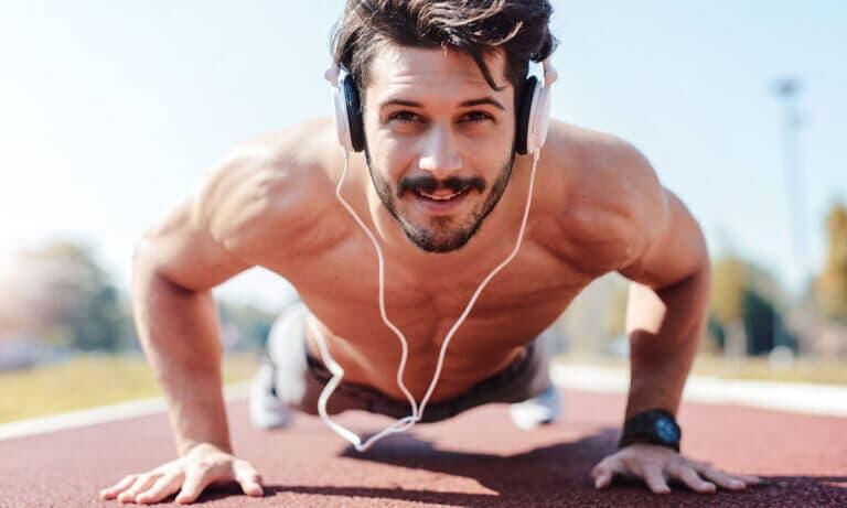 Beneficios de escuchar una playlist de Spotify para motivar durante tu entrenamiento