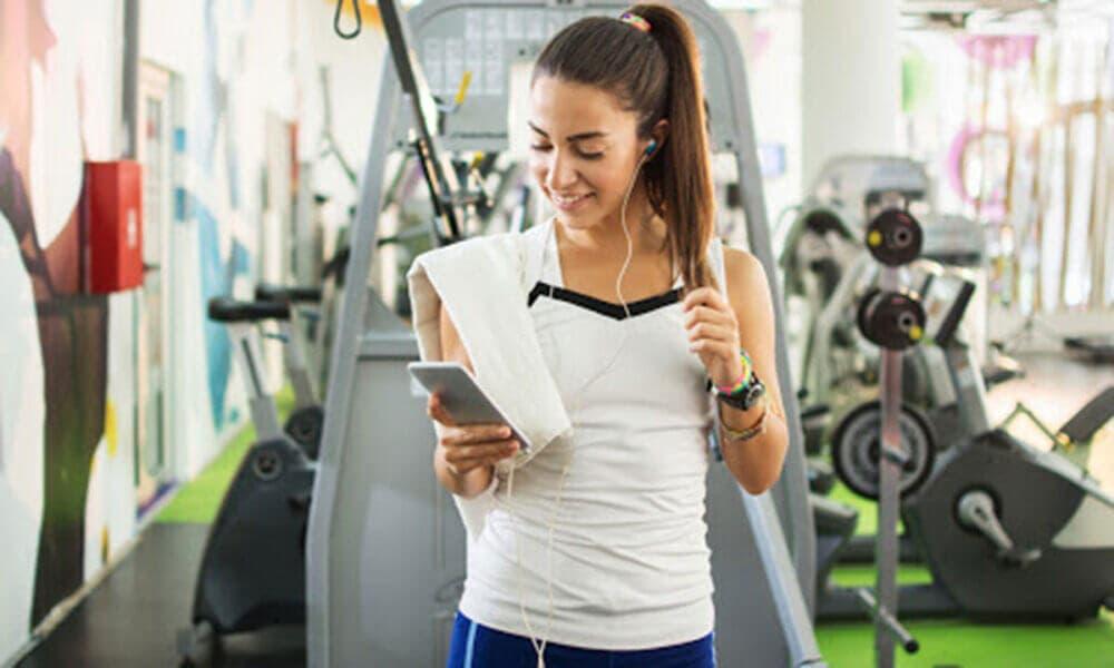 Efectos positivos de escuchar música al entrenar