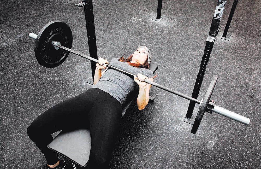 Cómo fortalecer tríceps