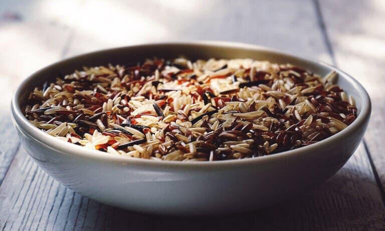 Principales beneficios que aporta el arroz integral