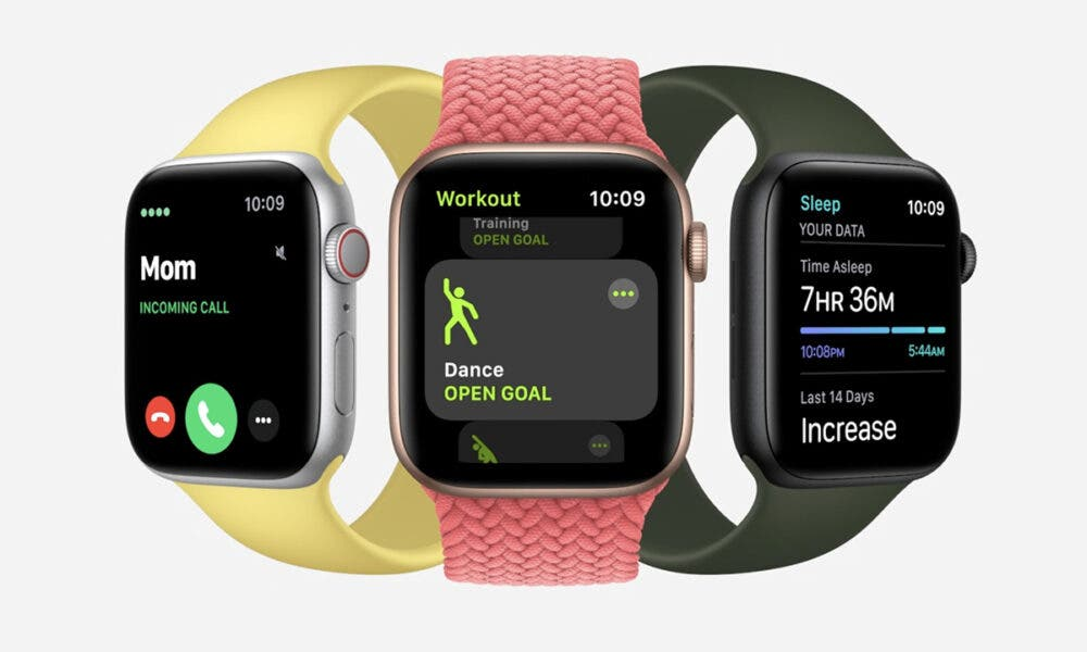 Sensores especiales de los smartwatches