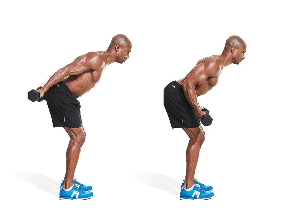 Ejercicios para fortalecer tríceps