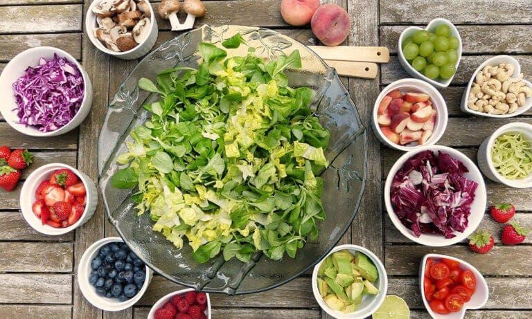 Principales ventajas de la dieta Raw Food