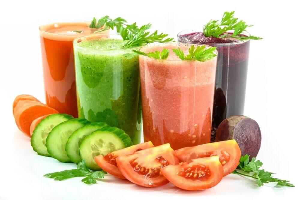 Dieta de ayuno vegano