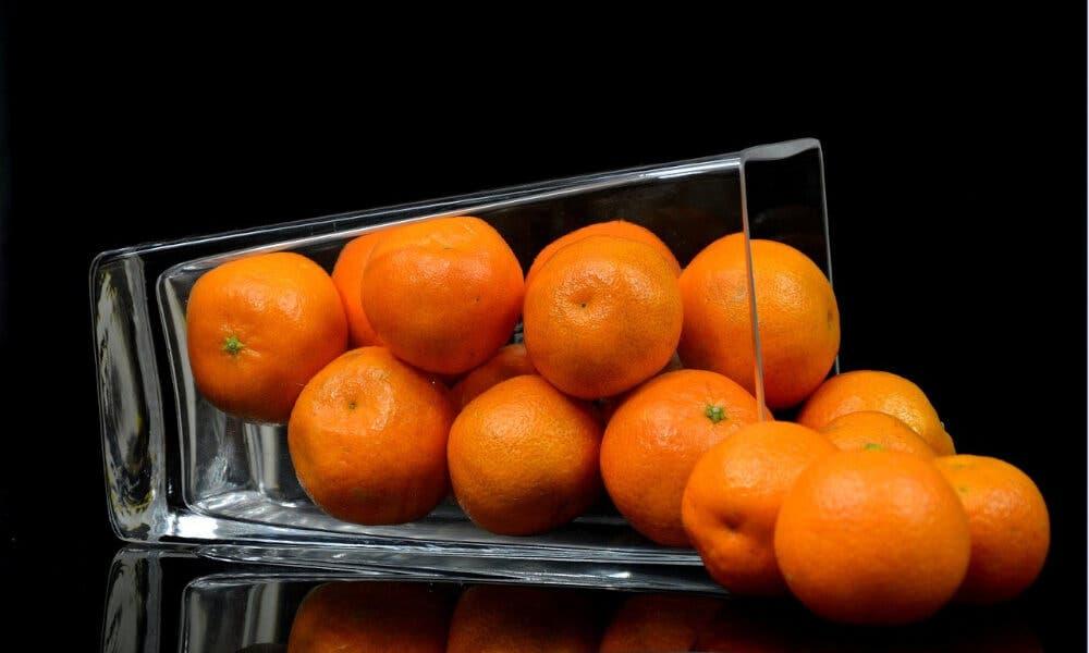 Beneficios que aportan las mandarinas en el organismo