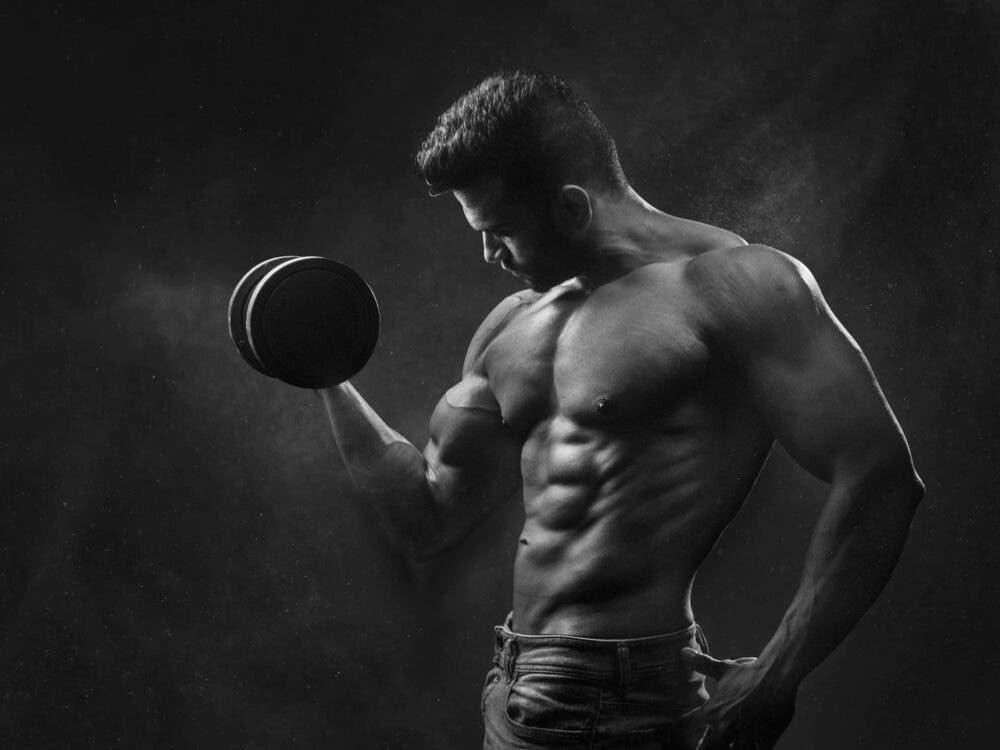 Repeticiones para tener ganancia de masa muscular