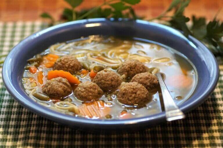 recetas de platos de cuchara saludables