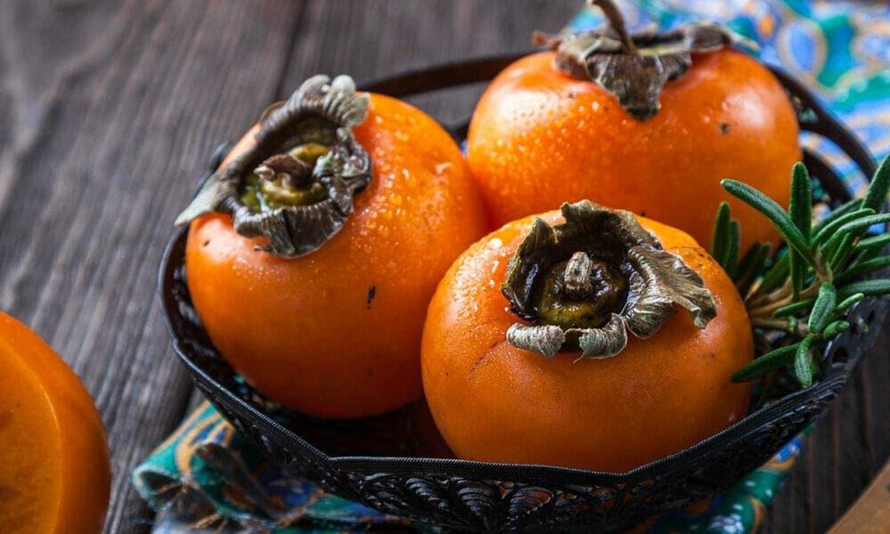 Beneficios que aporta el caqui gracias a sus antioxidantes