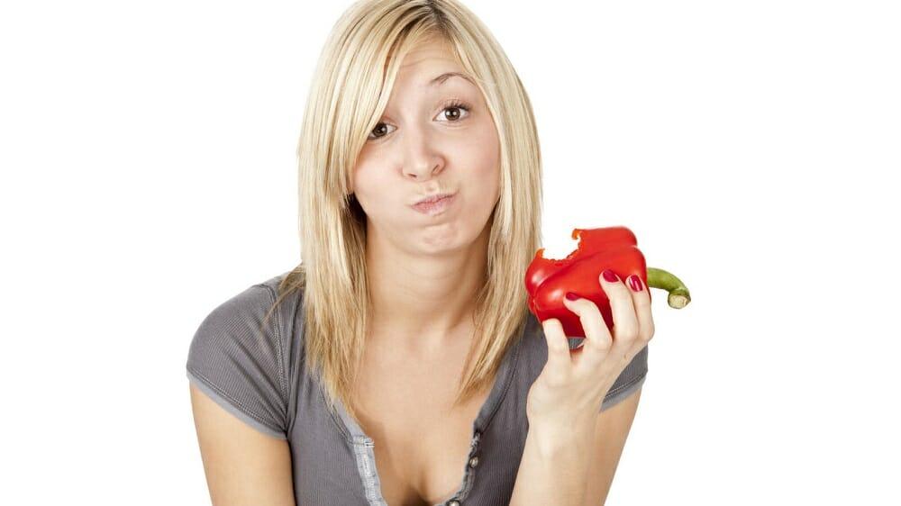 Una mandíbula fuerte te ayuda a tener un cuerpo delgado