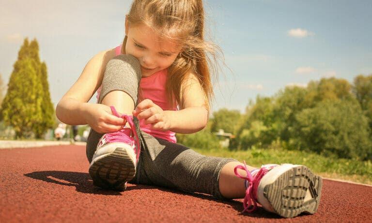Consejos para escoger zapatillas de deporte para niños
