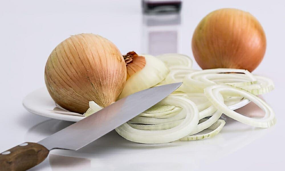 Las cebollas combaten el resfriado