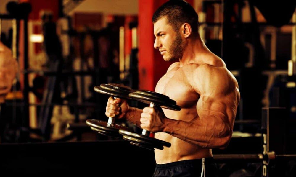 Curl bíceps de martillo: tonificar los bíceps en casa