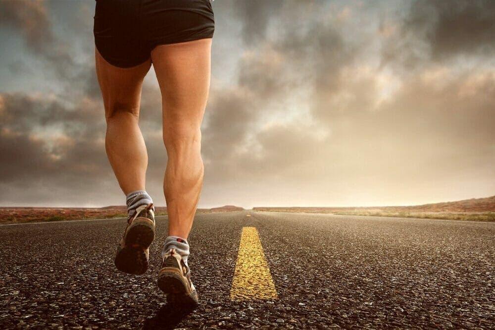 Práctica de jogging