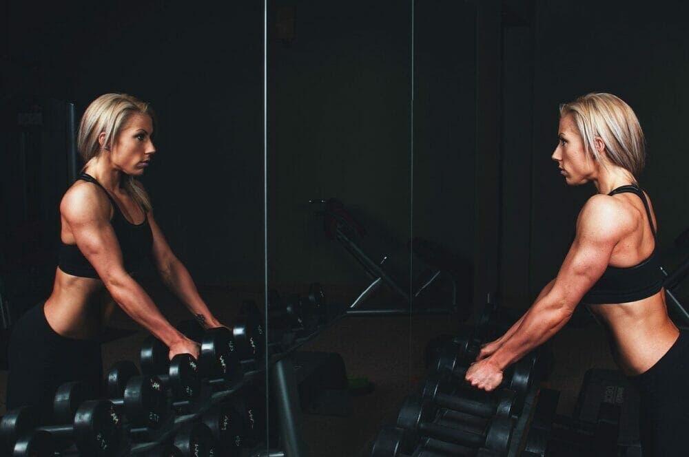 Planificación de ejercicio de musculación