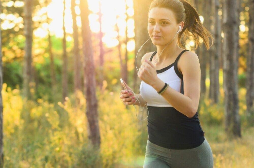 Práctica de running