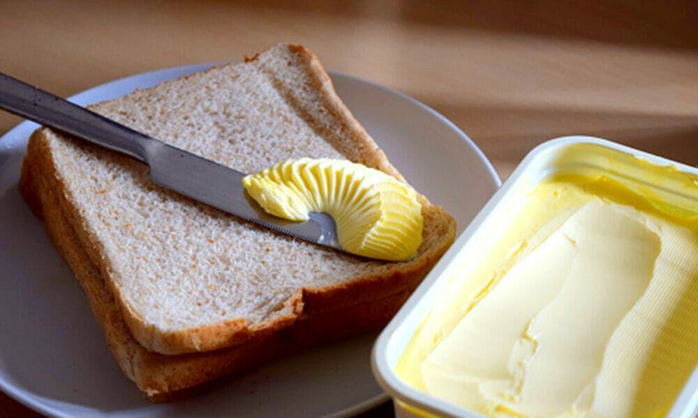 Falsos alimentos saludables: la margarina contiene un alto contenido de grasas dañinas