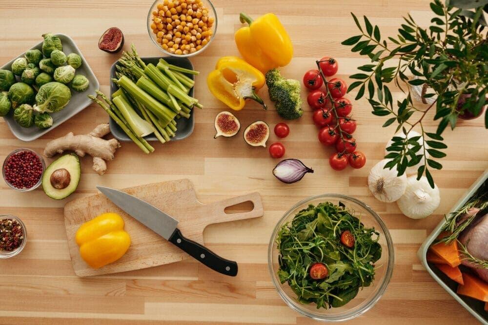 La alimetación sana es ideal para tener un corazón sano,
