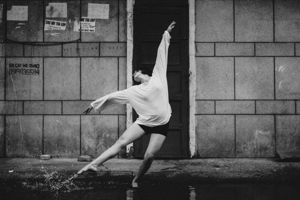 Bailar es uno de los mejores ejercicio para cuidar el corazón.