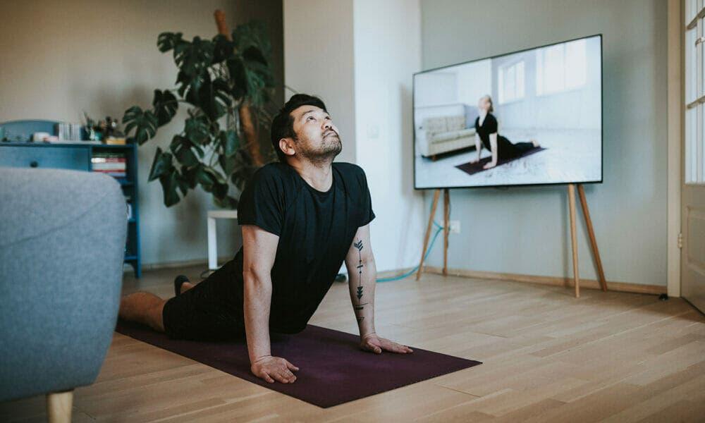 Las aplicaciones de entrenamiento forman parte de las nuevas tendencias en fitness para 2021
