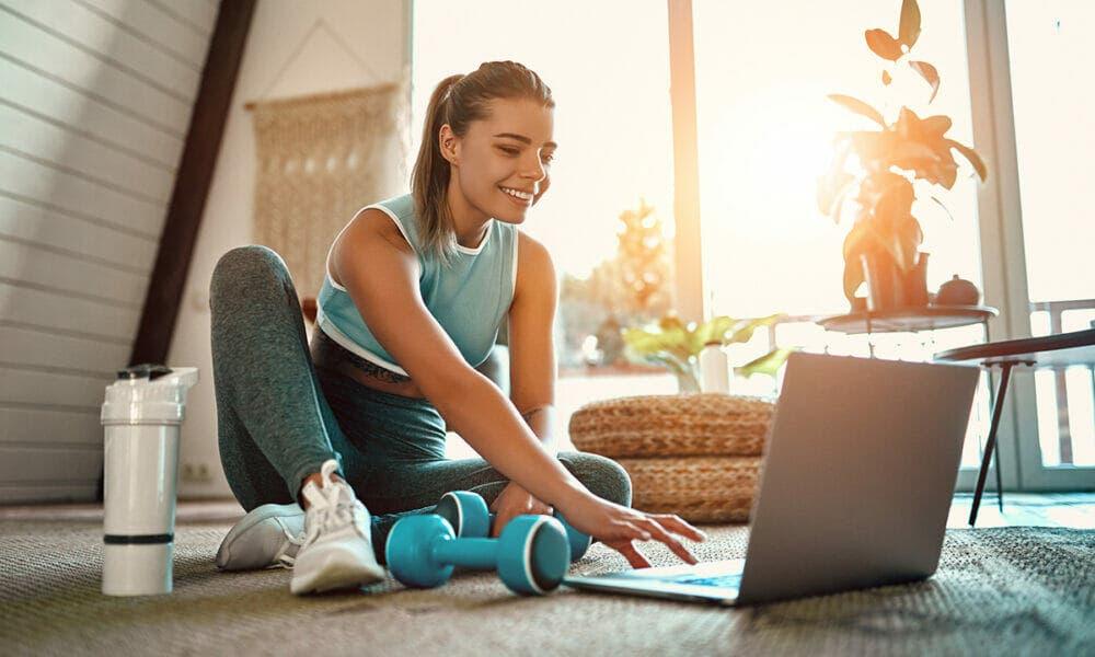 Los entrenamientos personalizados forman parte de las nuevas tendencias en fitness para 2021