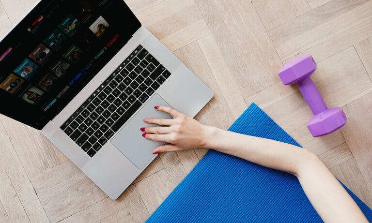 Beneficios del entrenamiento online