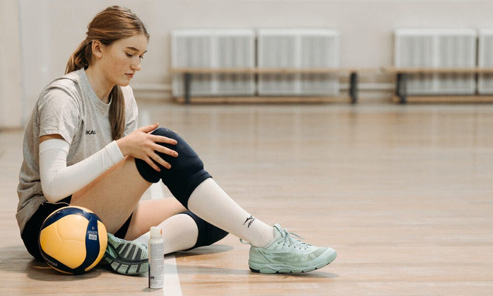 Utilizar protectores en los codos puede ayudarte a prevenir lesiones