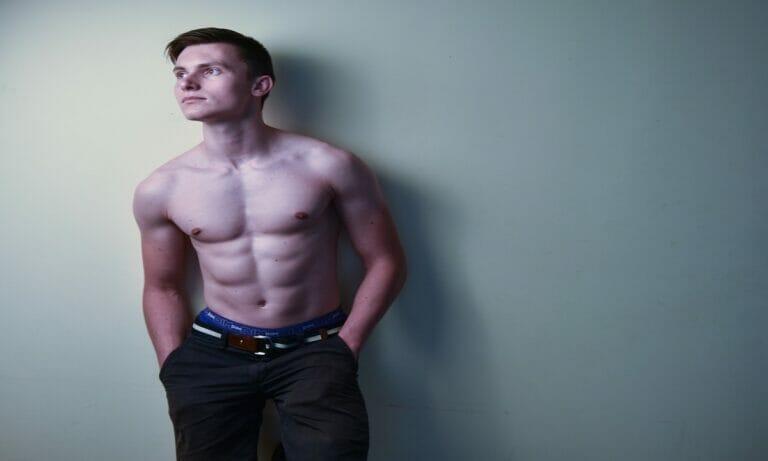 posar para ganar músculo