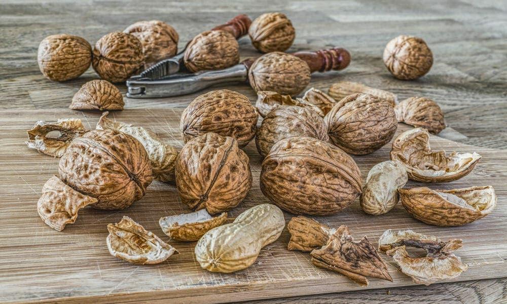 Propiedades antiinflamatorias de las nueces
