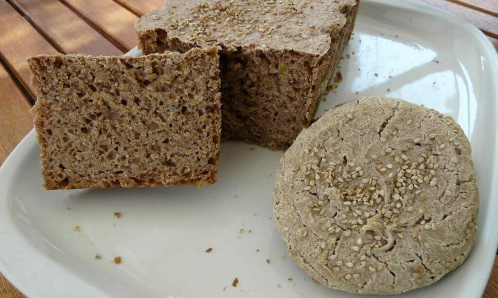 Propiedades nutricionales de pan de trigo sarraceno