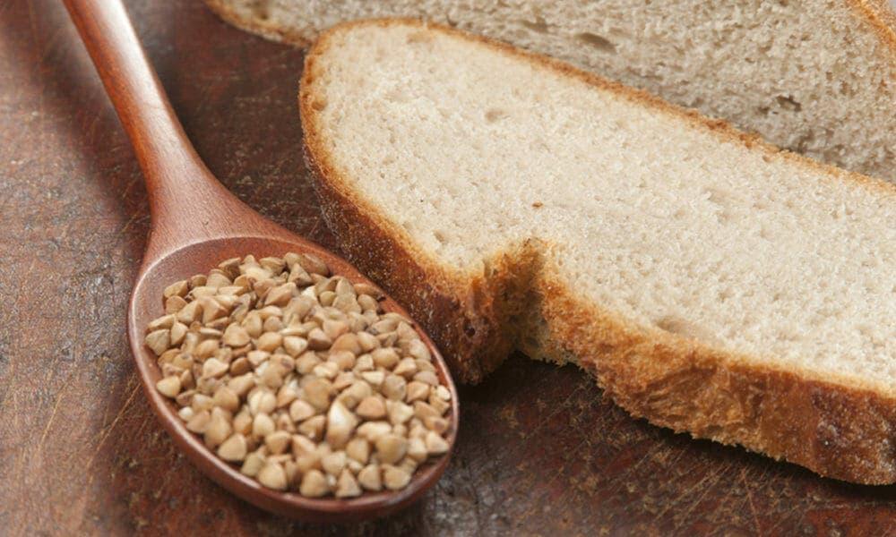 Propiedades del pan de alforfón