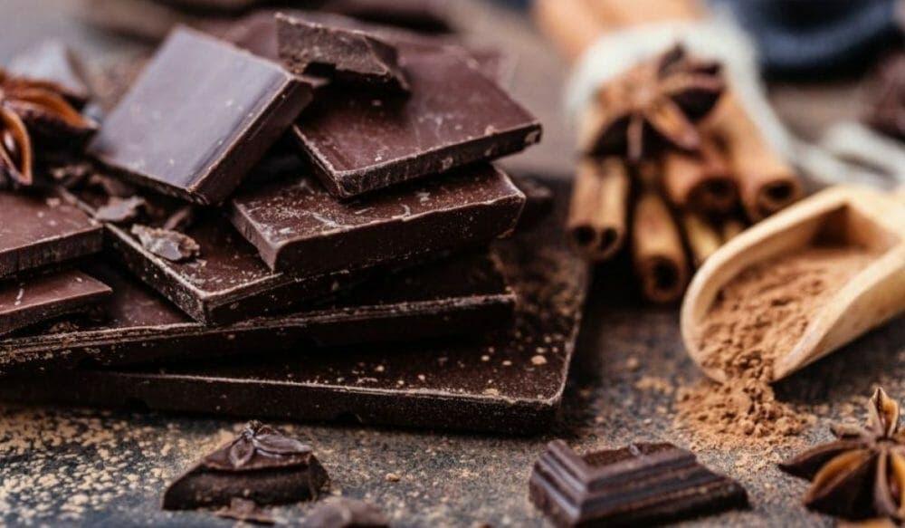 chocolate negro Mercadona para ganar músculo
