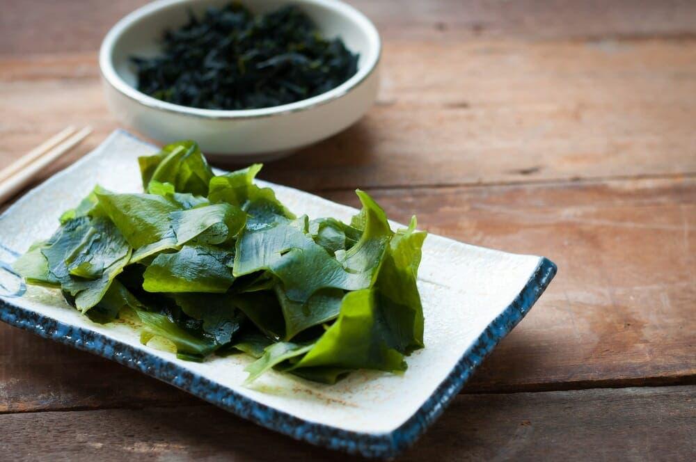beneficios del alga kombu