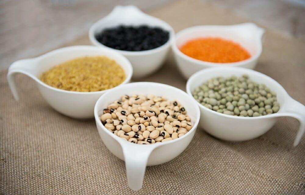 legumbres recetas saludables para bajar de peso