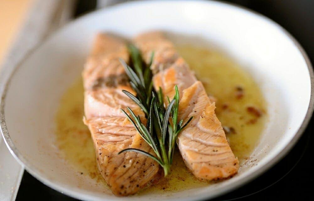 salmon recetas saludables para bajar de peso