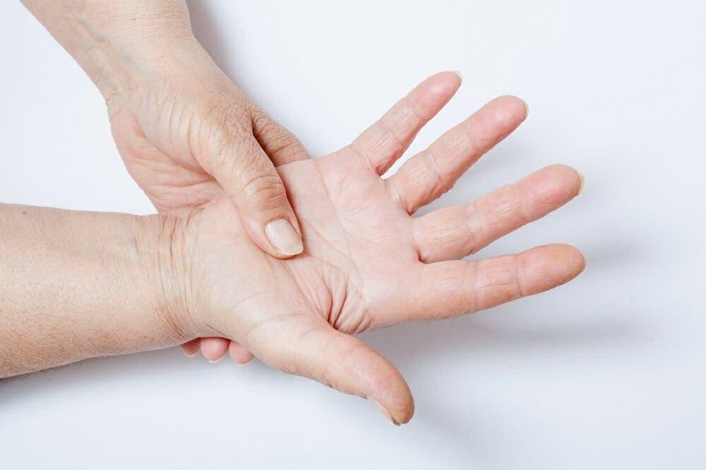 síntomas de la esclerodermia