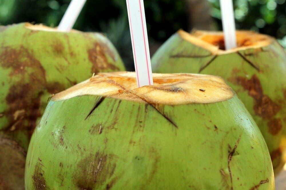 Beneficios de comer coco