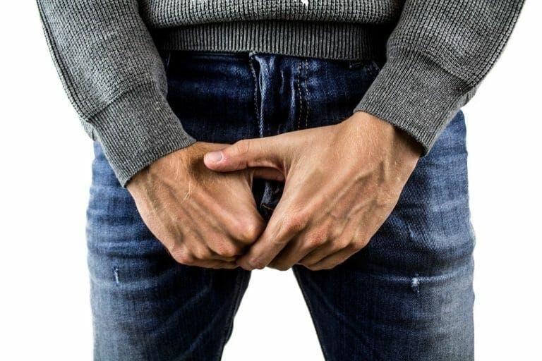 El tamaño del pene se está reduciendo a causa de la contaminación